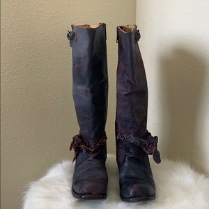 Never worn! Rustic Boots
